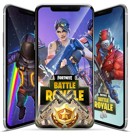 Fortnite Mobile HD Wallpapers