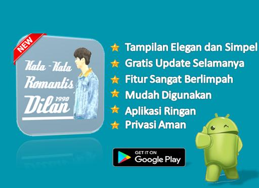 Kata Kata Romantis Dilan 1990 1991 App Report On Mobile