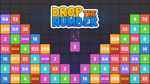 Drop & Merge: Number Puzzle 2048 1.1.0.1 screenshots 2