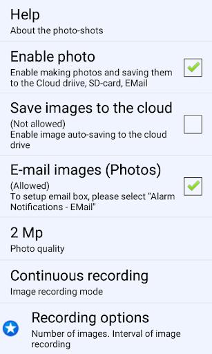 USB endoscope camera + Android 9 screenshot 1