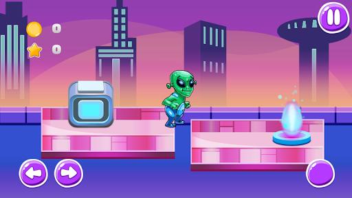 Alien Quest Jump