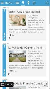Détours en France ITINERAIRES - náhled