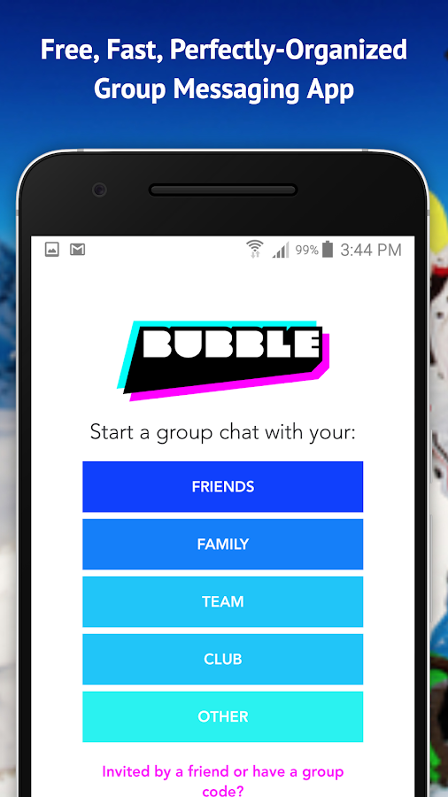 how to close messenger bubble on android