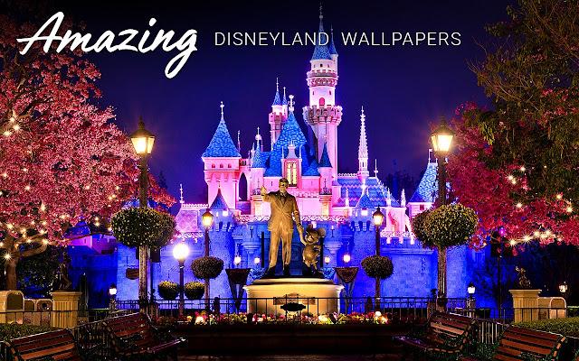 Amazing Disneyland Wallpapers
