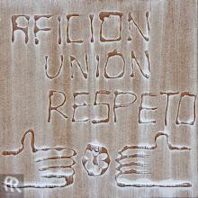 Photo: RUBEN GONZALEZ. Unión - afición
