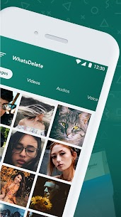 WhatsDelete: Recover Deleted Messages of WhatsApp App Download For Android 2