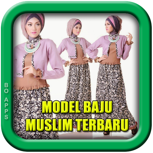 Modern Women Gamis Design Idea