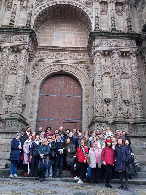 Viaje al Valle del Jerte y Plasencia (Cáceres) (abril de 2018)