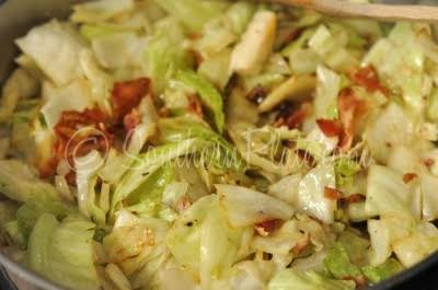 Fried Cabbage You really can't beat fried cabbage. Especially when done in...