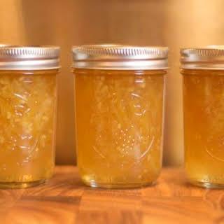 Lemon Ginger Marmalade.