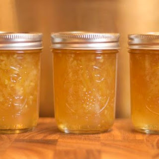 Lemon Ginger Marmalade Recipes.