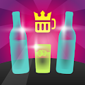 King of Booze: Drinking Game For Adults 18+ icon