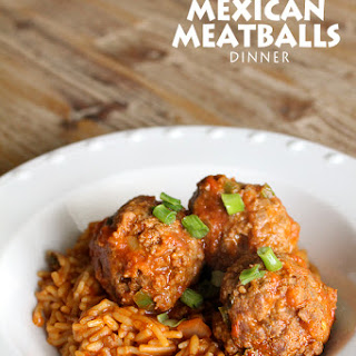 Mexican Meatballs Recipes
