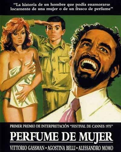 Perfume de mujer (1974, Dino Risi)