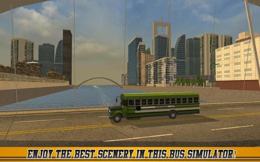 High School Bus Driver 2  {cheat|hack|gameplay|apk mod|resources generator} 4