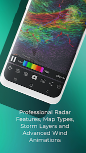 MyRadar Weather Radar Pro Apk (Pro Features Unlocked) 5