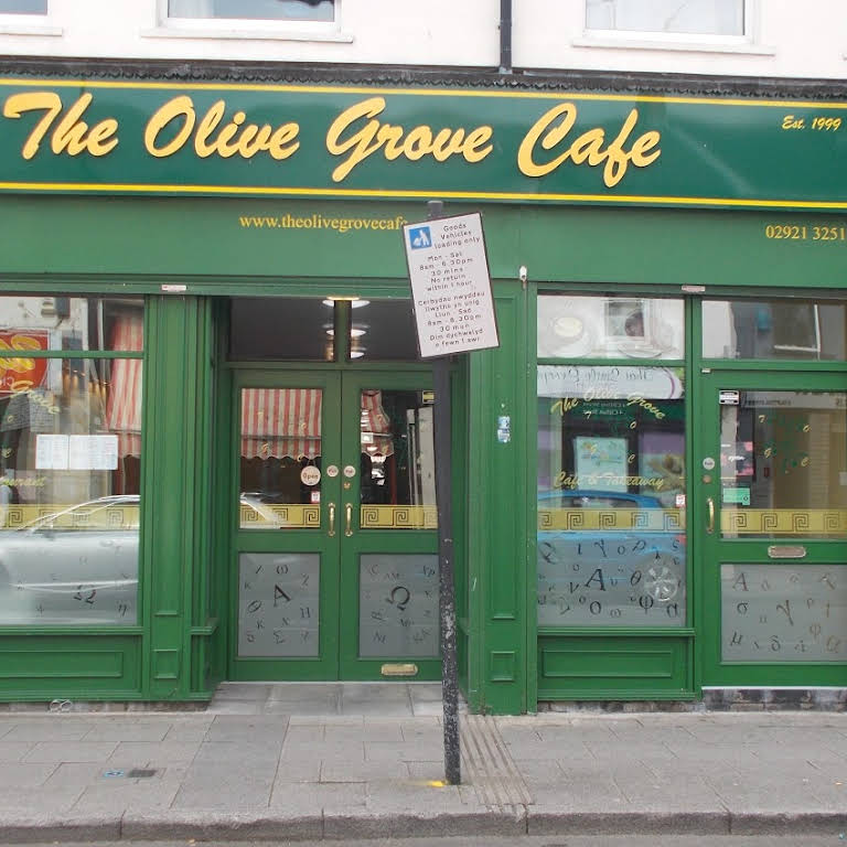 The Olive Grove Cafe Ltd - Cafe/Restaurant with a