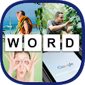 4 Pics 1 Word Quiz icon