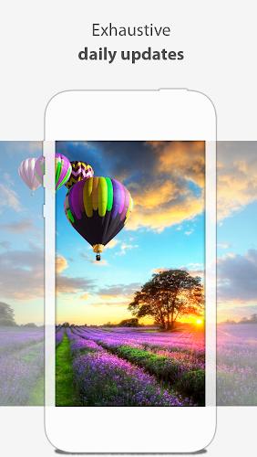 10000 Wallpapers HD Android App Screenshot
