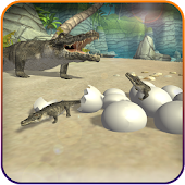 Crocodile Simulator Attack 3D