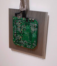 Photo: Generation 244 detail of solid state playback module, 2010.10