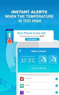 Phone Cooler - CPU Cooler Master [PRO] - náhled