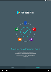 Playbook for Developers - Crea una app exitosa: miniatura de captura de pantalla