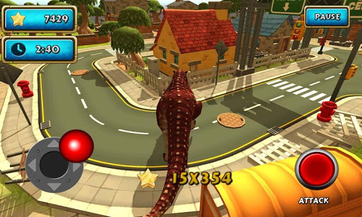Dinosaur Simulator: Dino World  screenshots 24