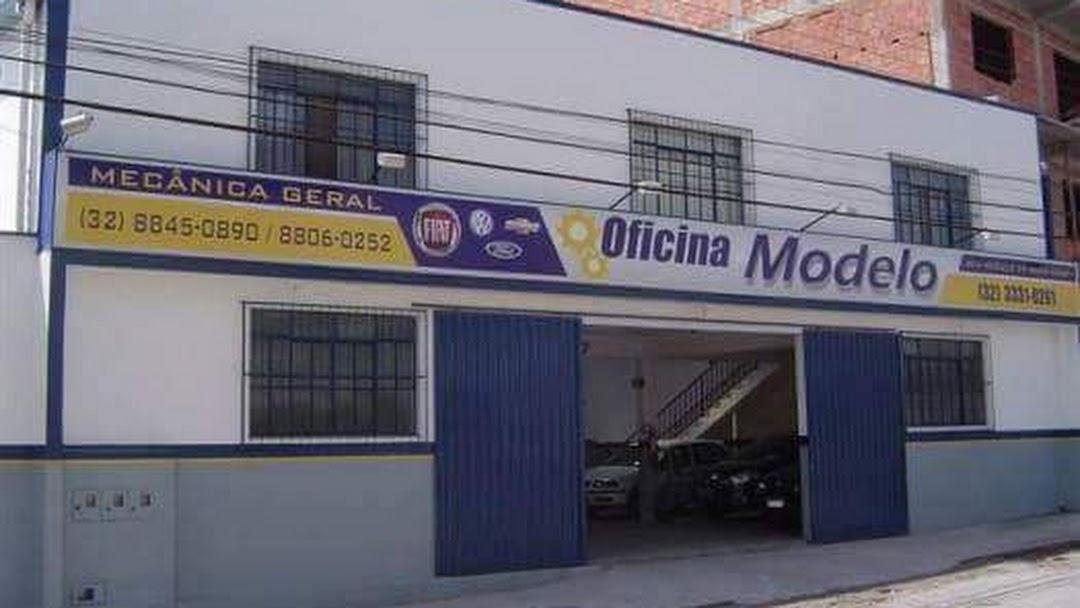 Oficina Modelo Oficina De Automóveis Em Carmo