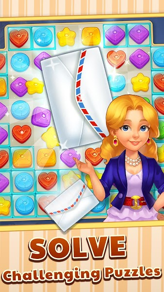 Matchington Mansion Match-3 Home Decor Adventure v1.5.5 Mod Apk