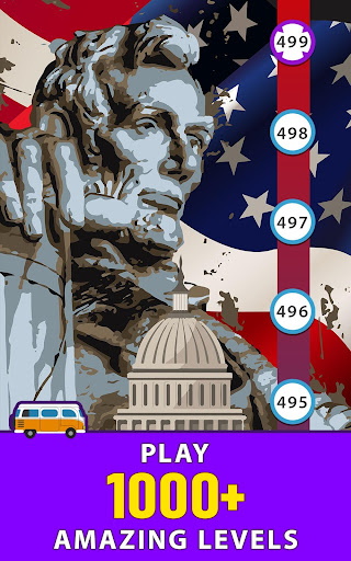 Solitaire Landmark: Brained Out Puzzle Card apkmind screenshots 11