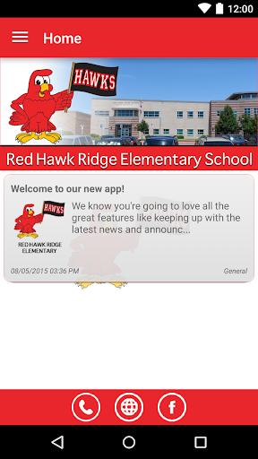 Red Hawk Ridge Elementary