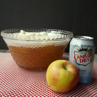 #SimplySparkling Apple Cider Punch