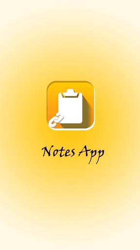 Note App
