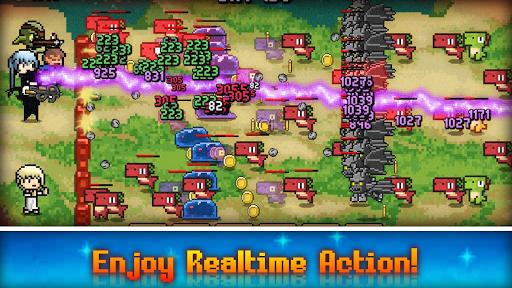Days Bygone - Endless Castle Defense 1.3.3 screenshots 1