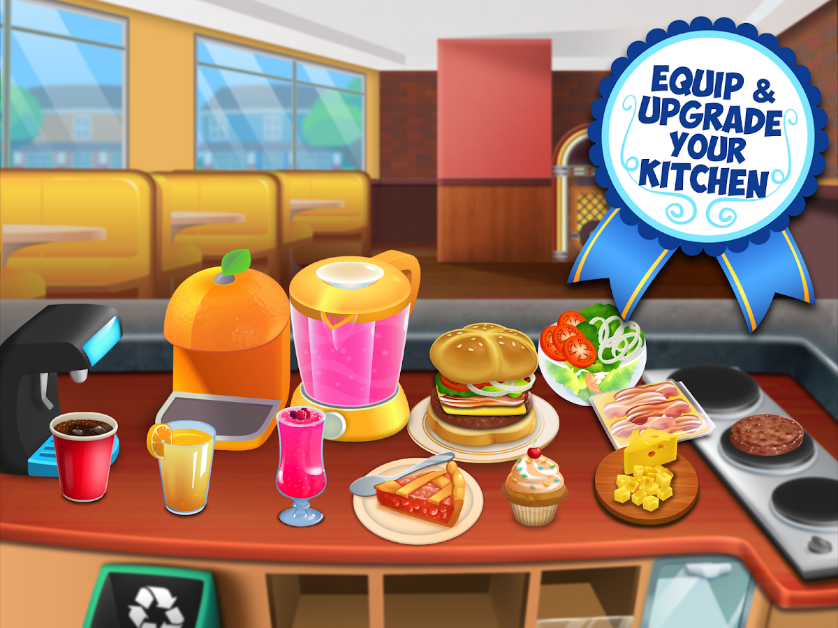 games burger shop 3