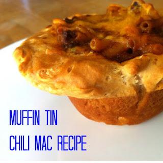 Muffin Tin Chili Mac