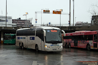 Photo: #41: LJ 33941 ved Oslo bussterminal, 25.02.2009.