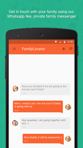 Family Locator & GPS Tracker Screenshot
