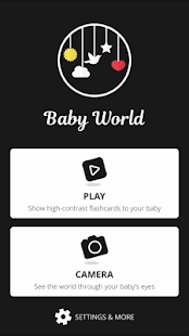 Baby World High Contrast Cards- screenshot thumbnail