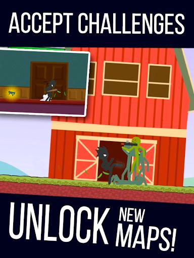 Stickman Zombie Shooter - Epic Stickman Games 1.1.1 androidappsheaven.com 12