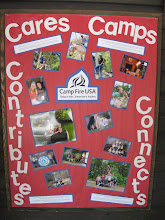 Photo: The Four C's of Camp Fire USA: Camp Fire Cares Camp Fire Camps Camp Fire Contributes Camp Fire Connects