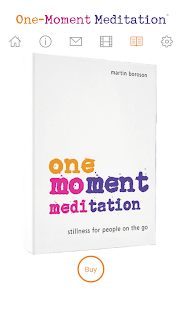 One-Moment Meditation®- screenshot thumbnail