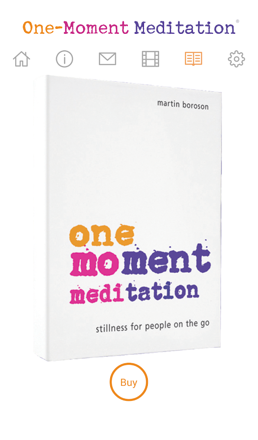 One-Moment Meditation®- screenshot