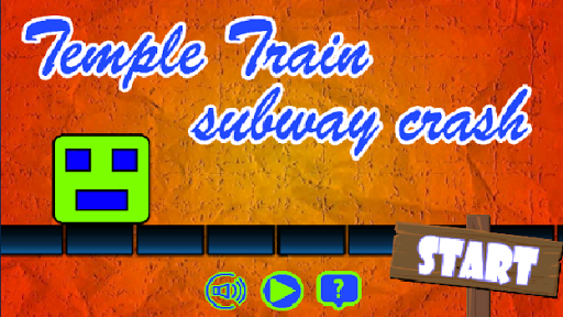 Temple Train subway crash|玩動作App免費|玩APPs