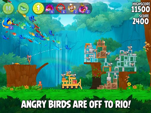 Angry Birds Rio 2.6.11 androidappsheaven.com 6