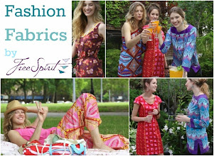 Photo: How to Make Your Own Clothes: Fashion Fabrics by Free Spirit: http://ow.ly/C7lSu