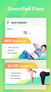 Easy Workout – Abs & Butt Fitness,HIIT Exercises 2