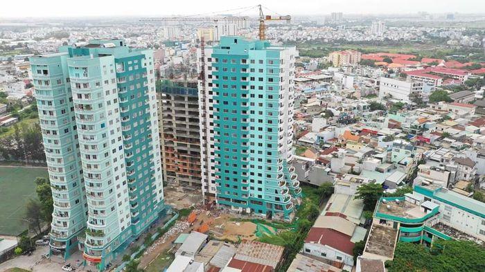 Trang cập nhập thông tin về dự án cao ốc xanh - Green Building quận 9