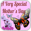 Mother's Day eCard icon